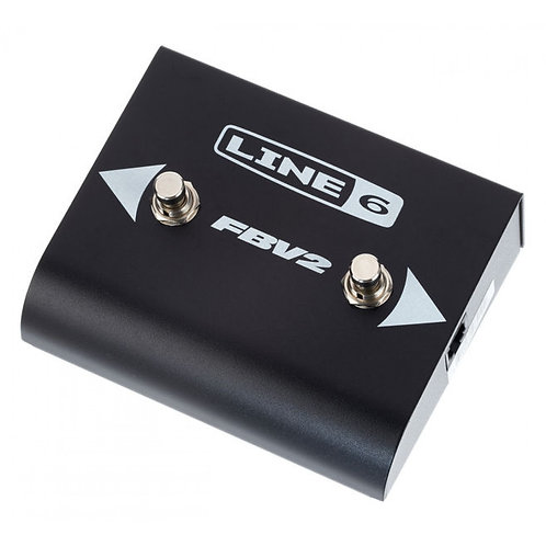LINE 6 FBV2 TWO-BUTTON FOOT CONTROLLER
