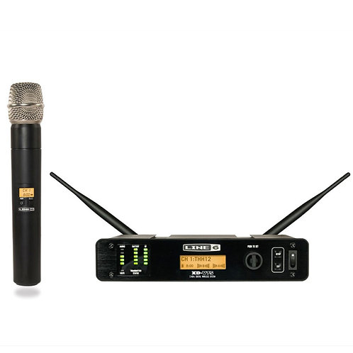 XD-V75 DIGITAL VOCAL WIRELESS HANDHELD SYSTEM (Line 6)