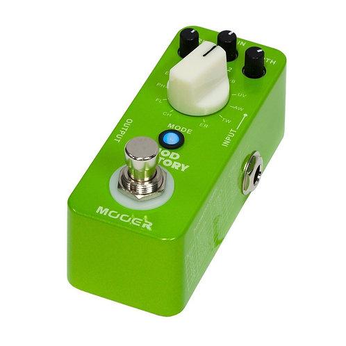Mooer Mod FactoryMK II Micro Guitar Effects Pedal