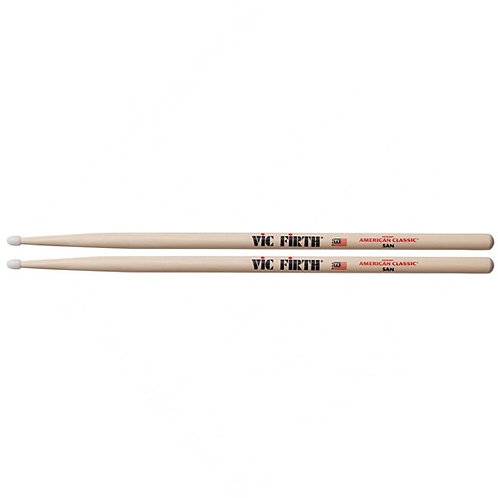 Vic Firth 5A Nylon Tip Drumsticks