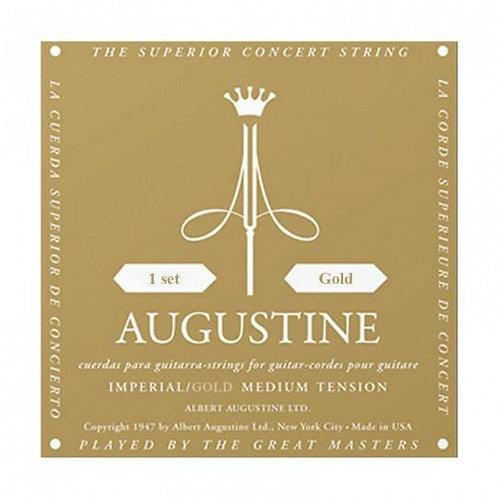 Augustine Gold Classical Strings - Regular Tension Trebles/Medium Tension Basses