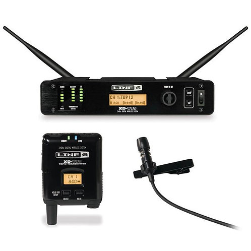 XD-V75L DIGITAL VOCAL WIRELESS LAVALIER SYSTEM (Line 6)