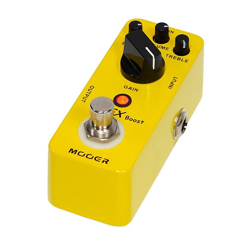 Mooer Flex Boost Micro Guitar Effects Pedal