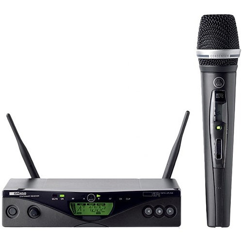 AKG WMS470 WIRELESS MICROPHONE