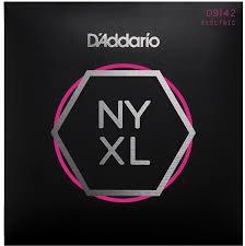 NYXL D'ADDARIO GUITAR STRINGS (9-42)