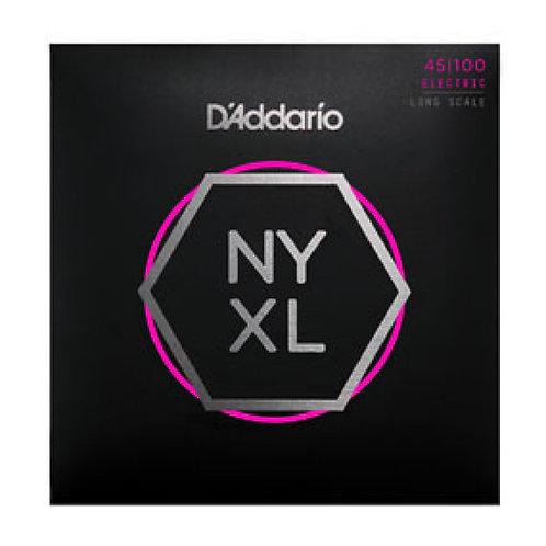 NYXL D'ADDARIO BASS STRINGS (45 - 100)