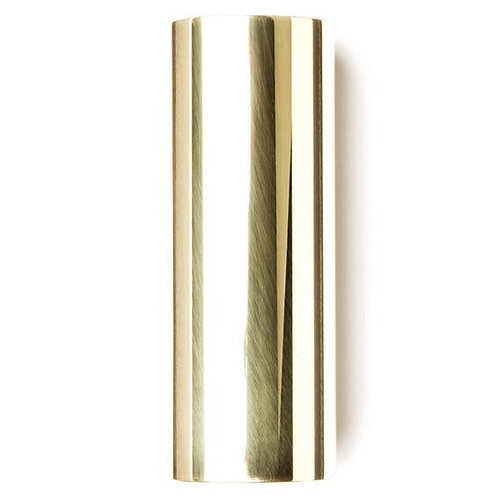 Dunlop Brass Slide - Medium Wall, Medium Diameter (222)