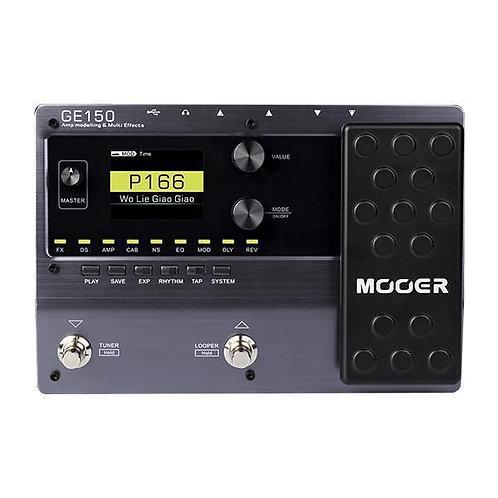 Mooer GE-150 Amp Modelling Multi-Effects Processor
