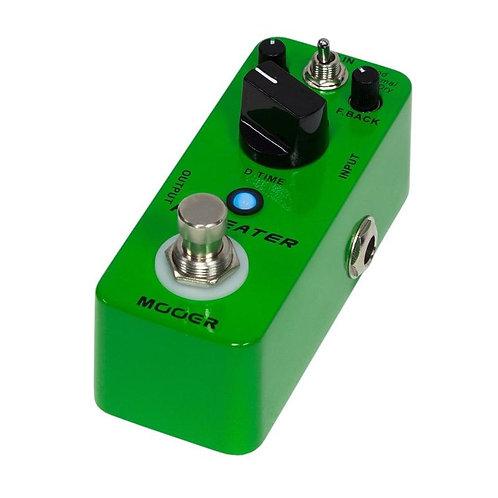 Mooer Repeater Digital Delay Micro Guitar Effects Pedal