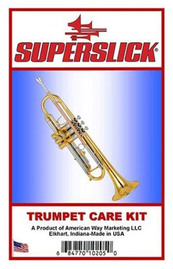Superslick Trumpet/Cornet Care Kit