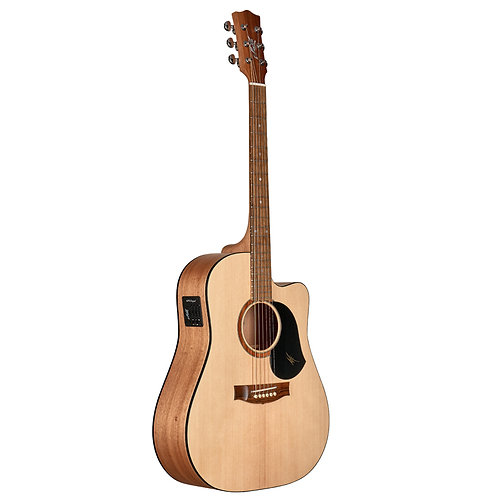 MATON SRS60C ACOUSTIC ELECTRIC GUITAR WITH DELUXE HARD CASE