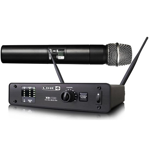 XD-V55 DIGITAL VOCAL WIRELESS HANDHELD SYSTEM (Line 6)