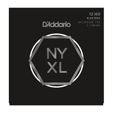 NYXL D'ADDARIO GUITAR STRINGS (12 - 60)