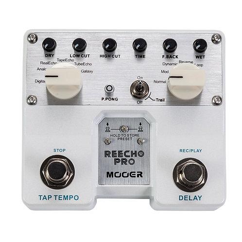 MOOER Reecho Pro, Twin series Effect pedal