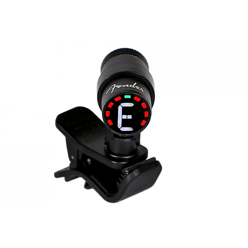Fender Bullet Clip-On Tuner