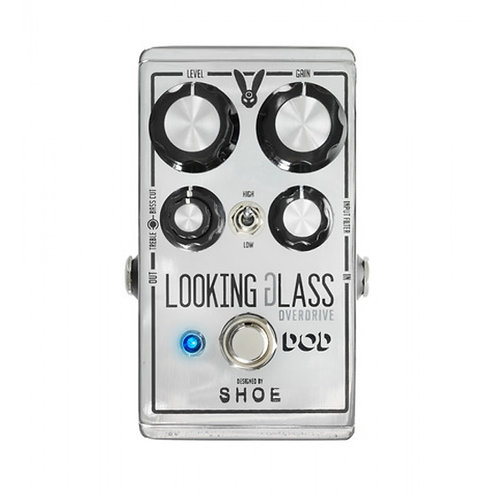 DIGITECH DOD Looking Glass Overdrive Guitar Effects Pedal
