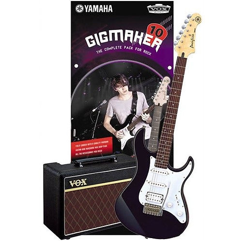 YAMAHA GIGMAKER10BL ELECTRIC GUITAR PACK