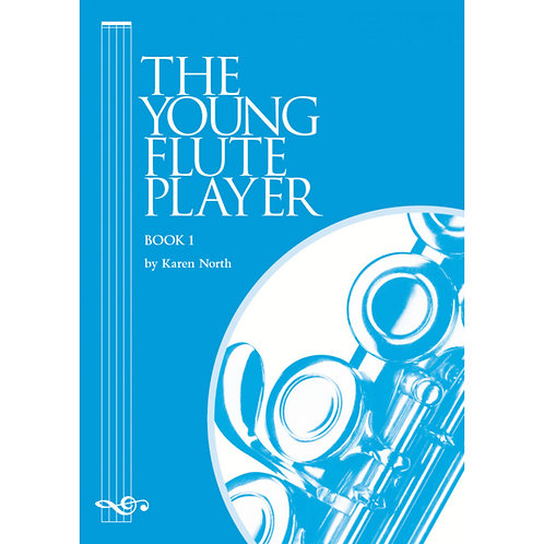 THE YOUNG FLUTE PLAYER BOOK 1