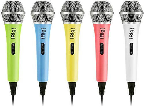 IK MULTIMEDIA Irig Mic Voice (Assorted Colours)