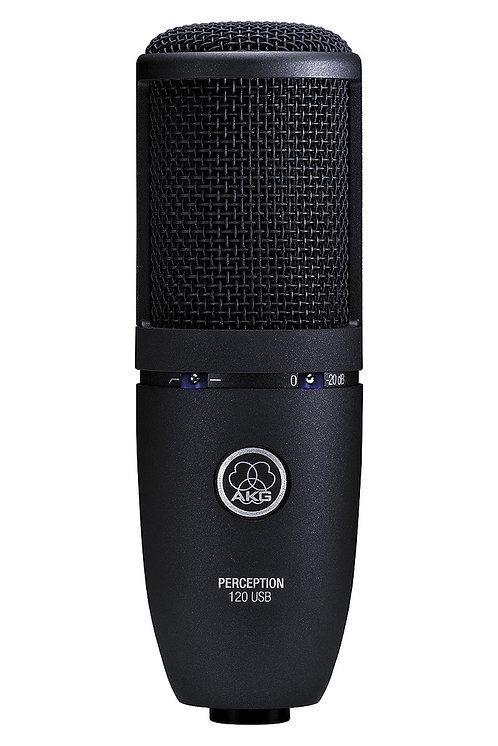 AKG PERCEPTION 120 RECORDING MICROPHONE