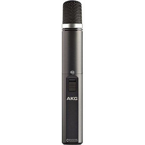 AKG C1000S MKIV Multi-Function Studio Condenser Microphone