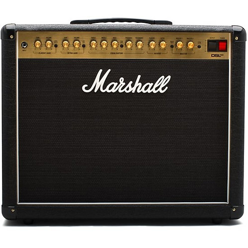 MARSHALL DSL40C 40W 1x12 TUBE COMBO AMP