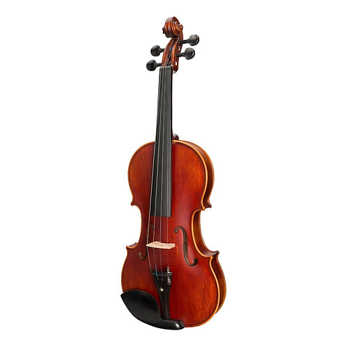 Steinhoff Full Size Advanced Student Solid Top Violin Outfit (Antique Finish)