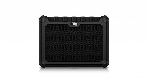IK Multimedia iRig Micro Amp 15W Portable Guitar Amplifier w/ iOS/USB Interface