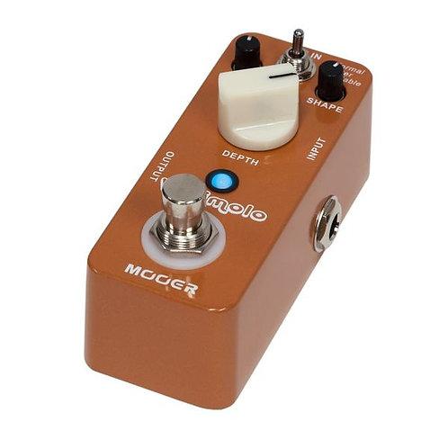 MOOER Varimolo Micro guitar effects pedal