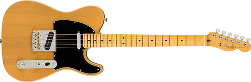 Fender American Professional II Tele Maple Fingerboard (Butterscotch Blonde)