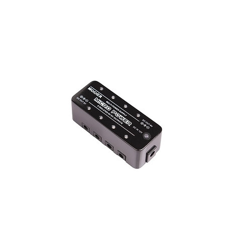 Mooer Micro Power Guitar Effects Pedal Power Supply