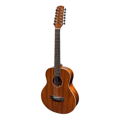 Martinez 'Southern Star' Koa 12-String Acoustic-Electric with Hardcase