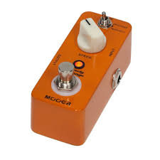 Mooer Ninety Orange Phaser Micro Guitar Effects Pedal