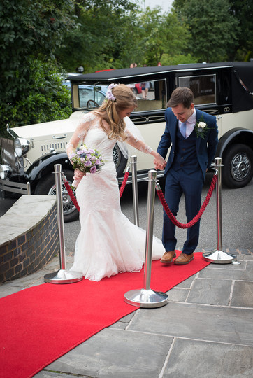 Manor Hotel Lancashire Wedding Photographer