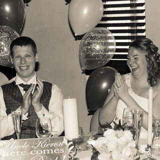 Barbaroca Restuarant Waterloo Wedding Photography