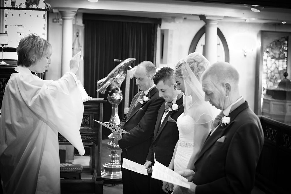 Poulton Le Fyled Wedding Photographer