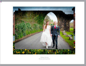 Wedding Photography Photobook