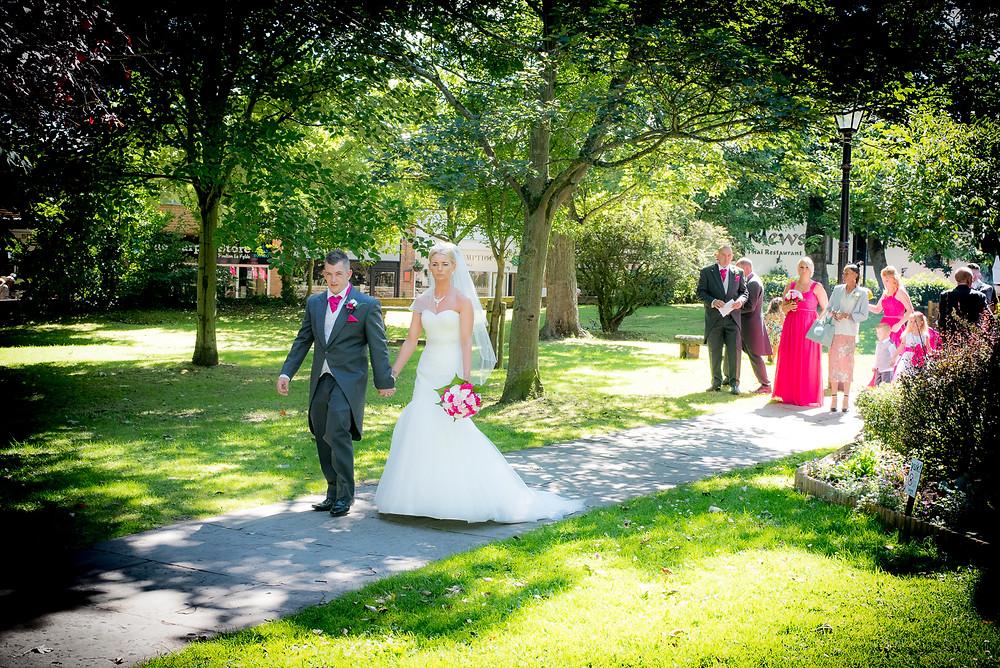 Kayleigh and Paul Wedding Poulton Le Fylde