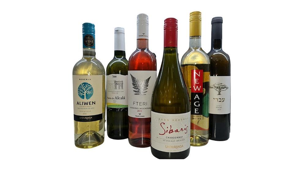 מבצע יינות לבנים