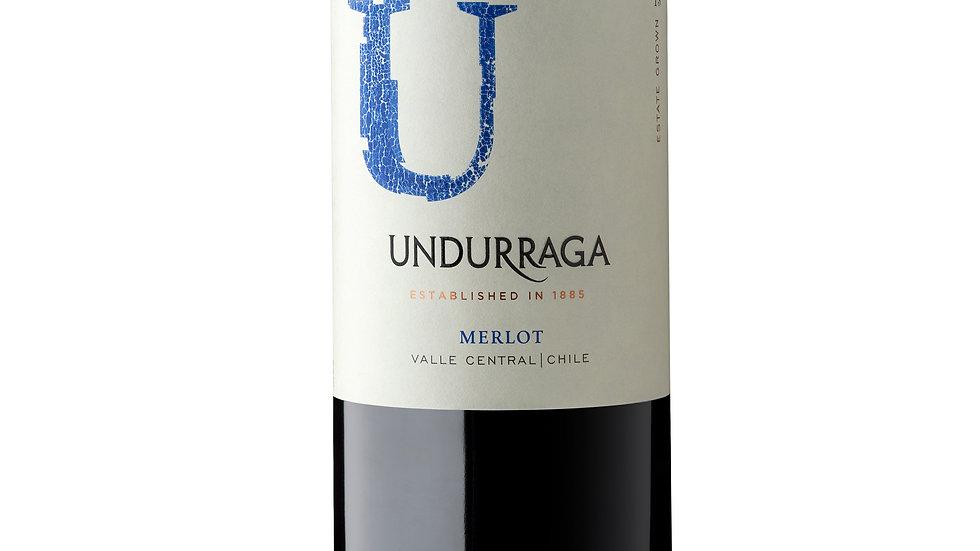 UNDURRAGA  -VARIETAL מרלו