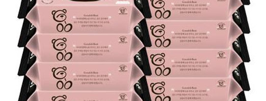 Gomdoli Very Very Refill Korean Organic Wet Wipes Made in Korea