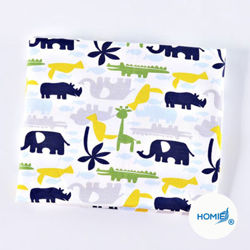 Cotton Blanket-elephant