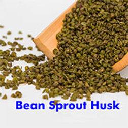 100% Organic Bean Sprout Husk 300g