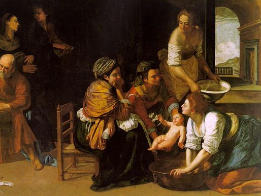 23 ივნისი – წმინდა ზაქარია და ელისაბედი იოანე ნათლისმცემლის მშობლების მოხსენიება