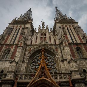 კიევში, ნიკოლოზის სახელობის ტაძარს კათოლიკეებს დაუბრუნებენ