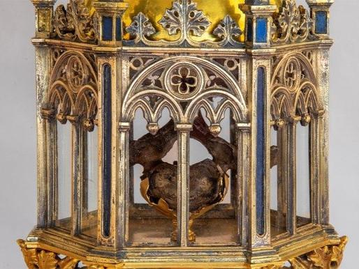 ფლორენციაში იოანე ნათლისმცემლის რელიქვია აღმოაჩინეს