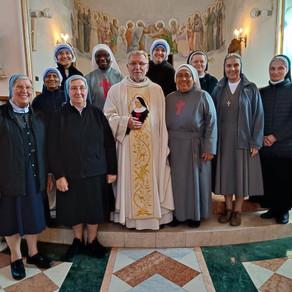 საქართველოში მოღვაწე კათოლიკე მონაზვნების შეხვედრა