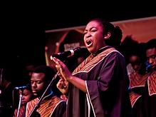 African Gospel Chpir Dublin