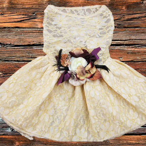 House of FurBaby | Clothing and Bling for Dogs | WEDDING DRESSES