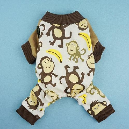 Funky Monkey Pajamas